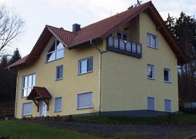 Wohnhausneubau in Seibelsdorf-2012