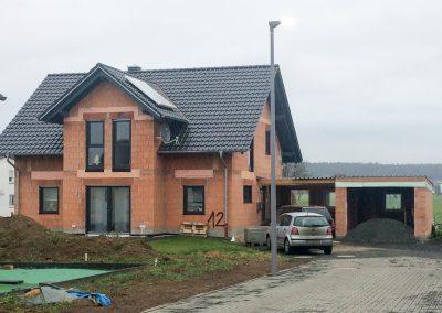 Wohnhausneubau in Schweinsberg