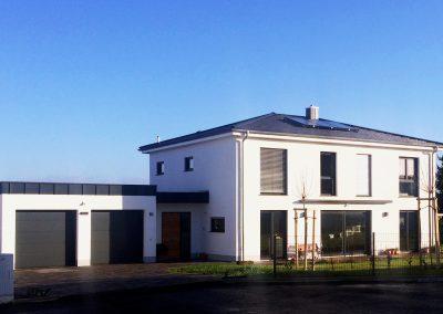 Neubau Stadtvilla in Treysa - 2017