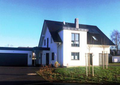 Wohnhausneubau in Treysa - 2017